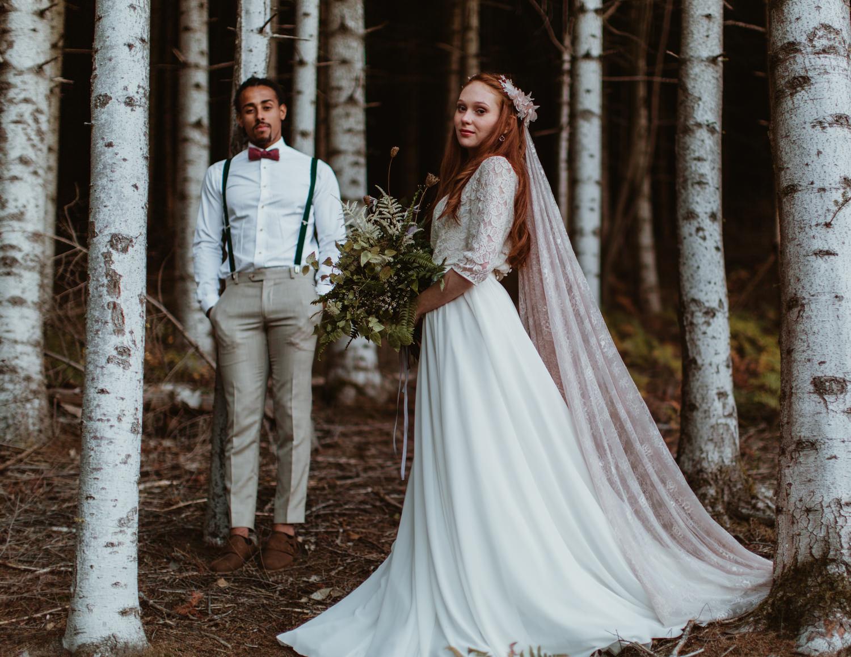 Photographe mariage intime dans les Cévennes