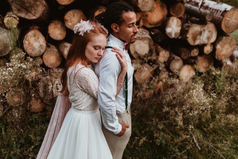 Photographe mariage dans les Cévennes, élopement