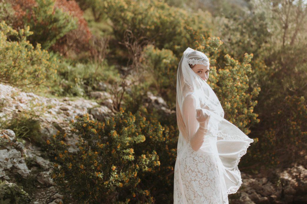 Photographe mariage bohème en Provence et Montpellier 34