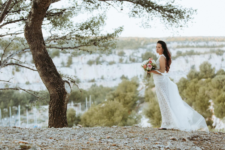 Photographe mariage à Cassis 13260