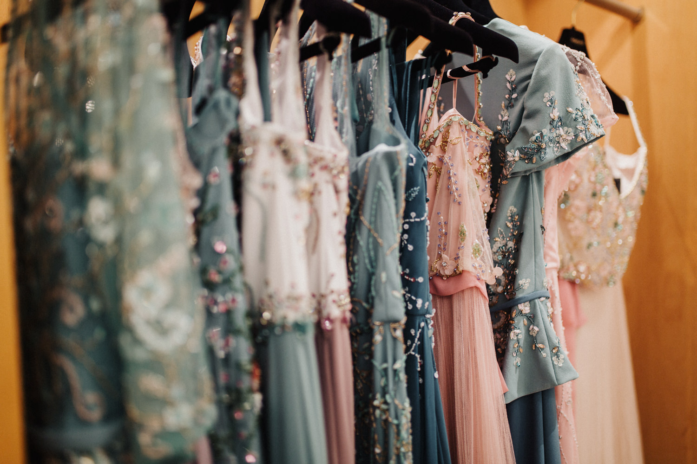 robe de demoiselle d'honneur mariage Montpellier