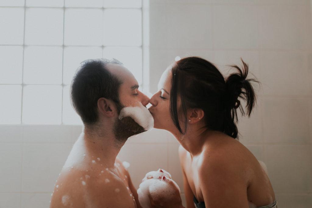 photo couple dans la baignoire castelnau-le-lez