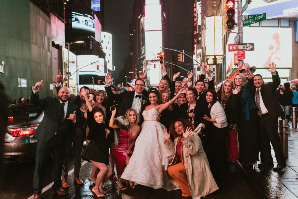 Photographe de mariage à New-York destination Wedding