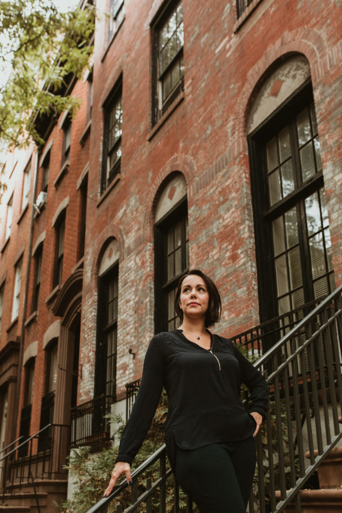 Photographe portrait professionnel à New-York