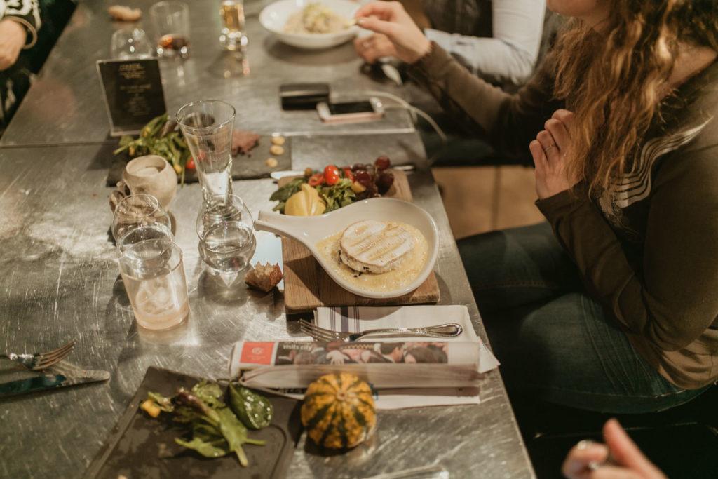 Photographe restaurant français à New-York