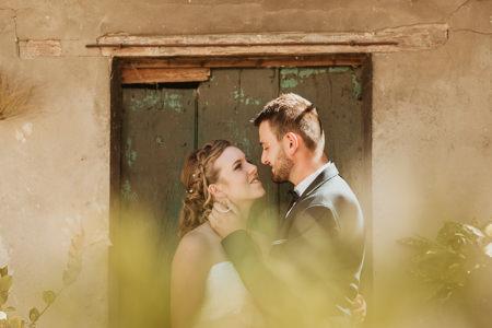 Photographe couple mariage en Provence