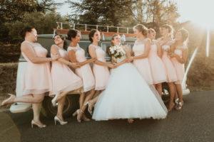 Photographe mariage Sarrians dans le Vaucluse : photo mariés