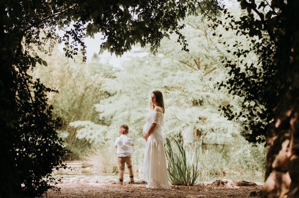 Photographe grossesse à Graveson 13 : Shooting maternité