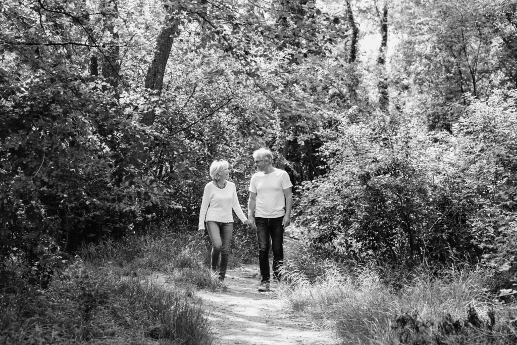Photographe couple d'âge mûr Montpellier