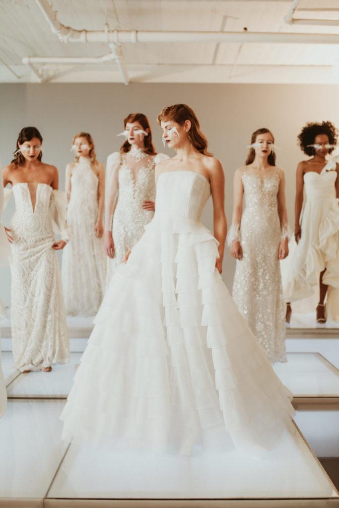 Photographe de mode robe de mariage Francesca Miranda