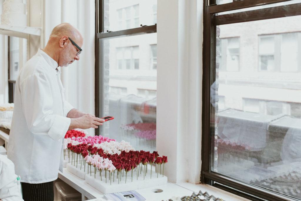Wedding cakes, gâteau de mariage par Ron Ben Israel