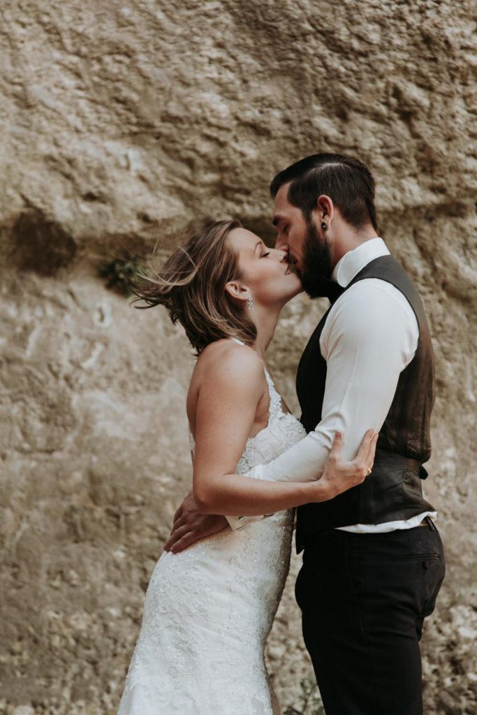 photo mariage day-after, shooting photo couple après le mariage Mont-Ventoux Provence