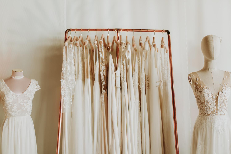 robe de mariage Elise Martimort Bordeaux