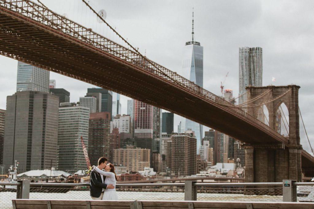 renouvellement de voeux à New-York