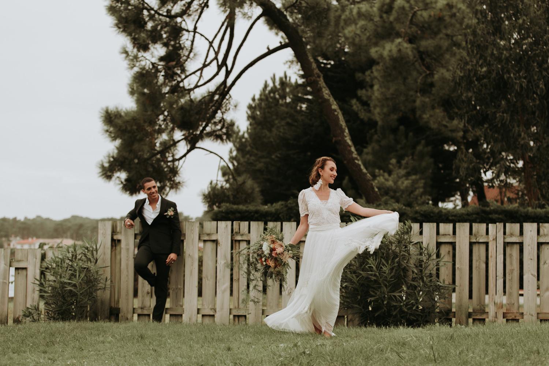 photo mariage lège-cap-feret