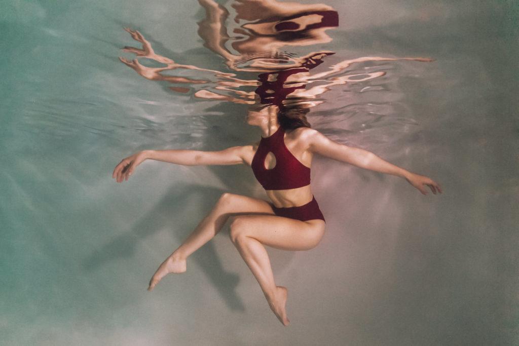 Underwater photographer - photographe aquatique