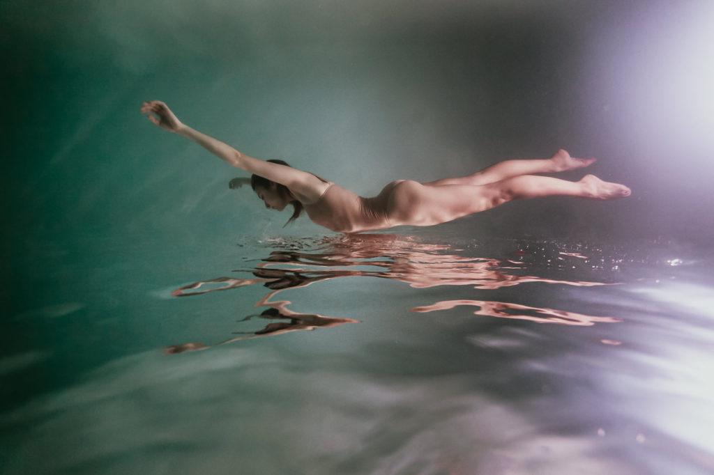 Photographe aquatique Montpellier , photo sous l'eau