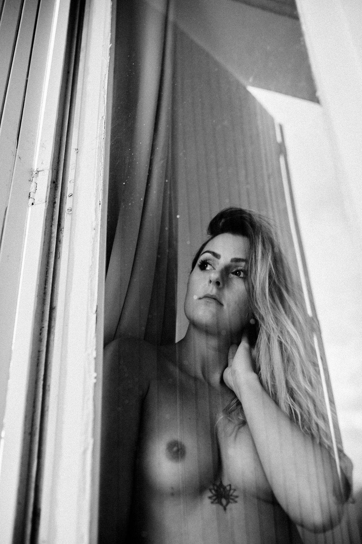 Photographe féminin sacré