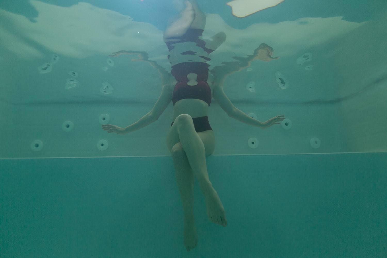 photo aquatique brut de capteur