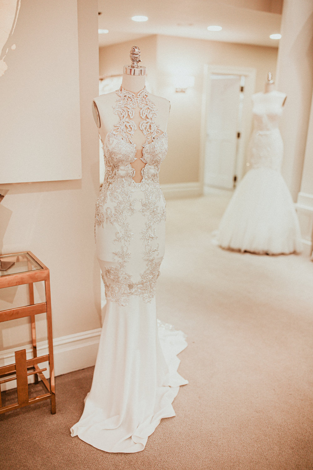 robe de mariage Kleinfeld pour la New York bridal fashion week