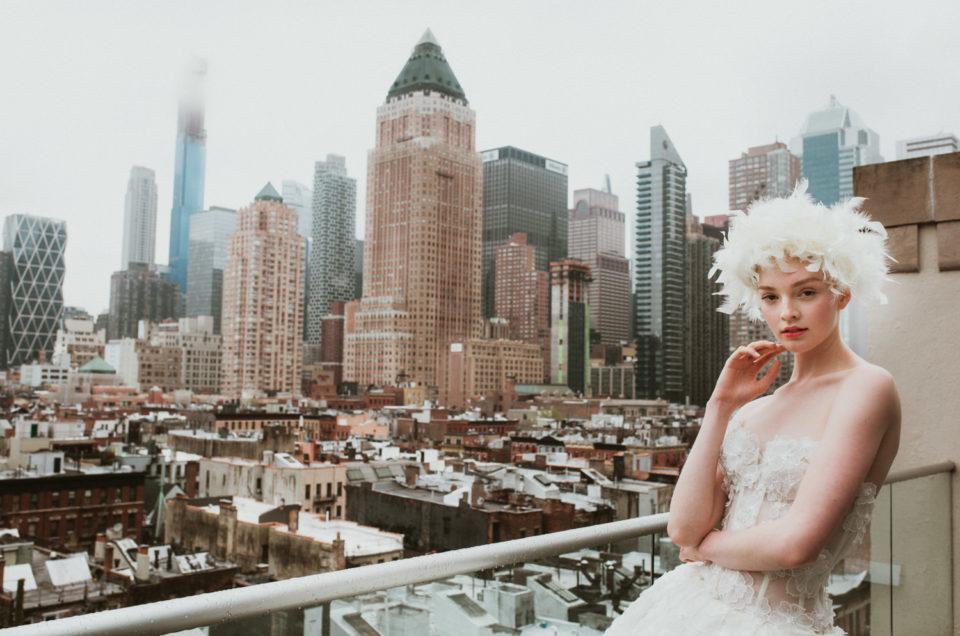 robe de mariée isabelle armstrong new york