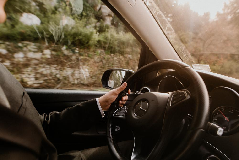 photo chauffeur privé VTC à Avignon