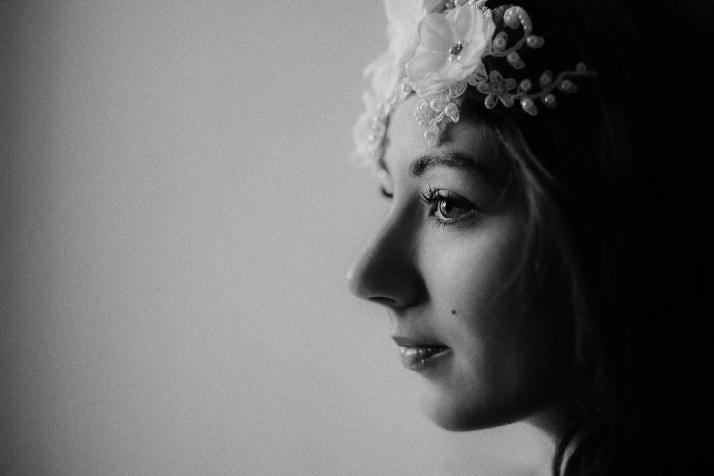 Photographe portrait professionnel de femme