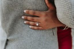 bague de fiançailles pour couple black à eyguières
