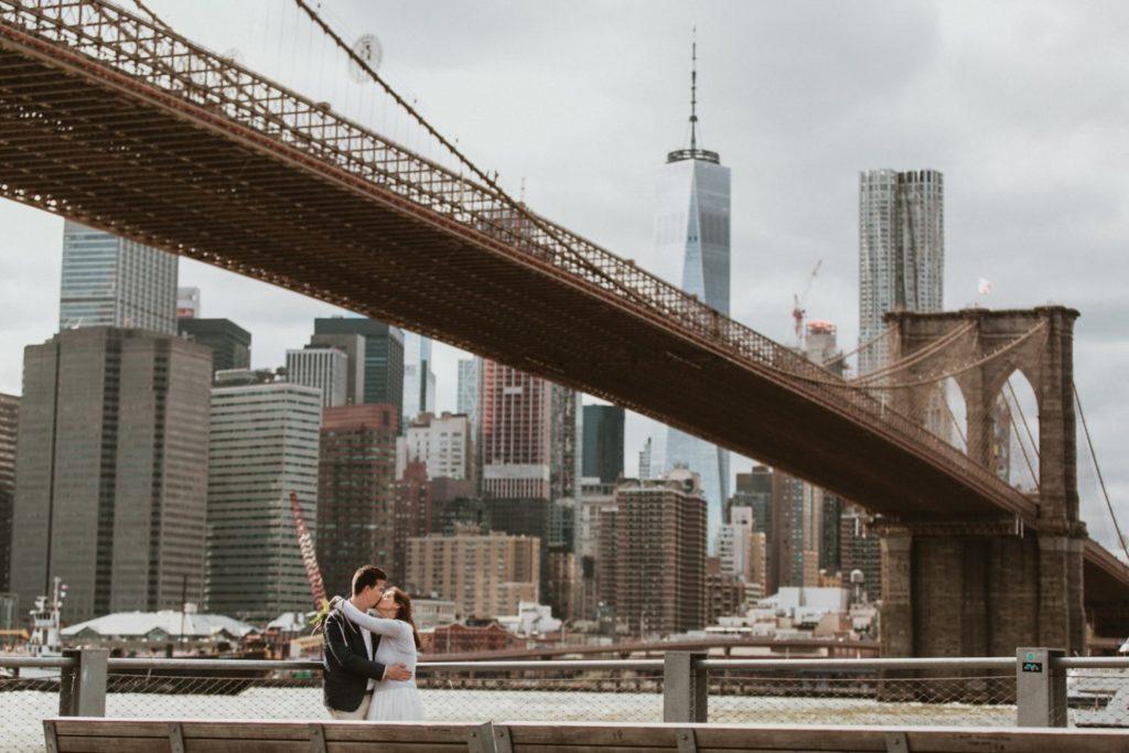 photographe renouvellement de voeux à New-York