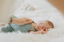plus belle photo de bébé nouveau-né à Montpellier et dans l'Hérault Occitanie