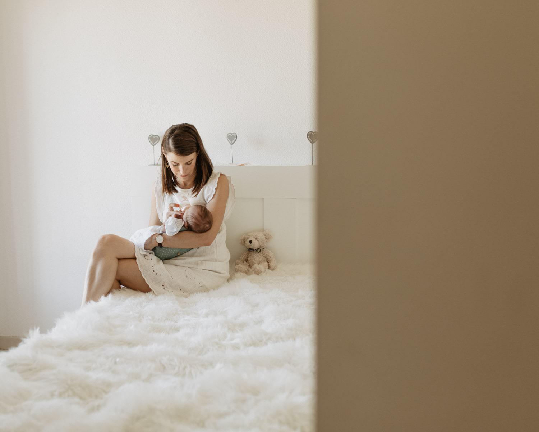 photo bébé naissance maternité