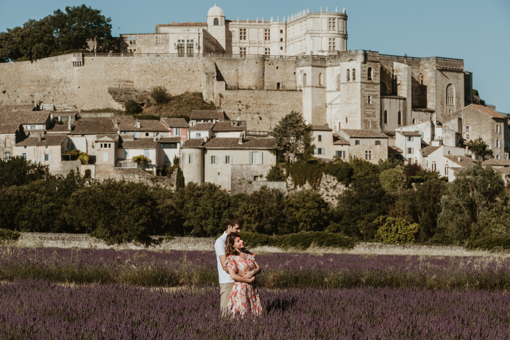 photo couple a visan en provence