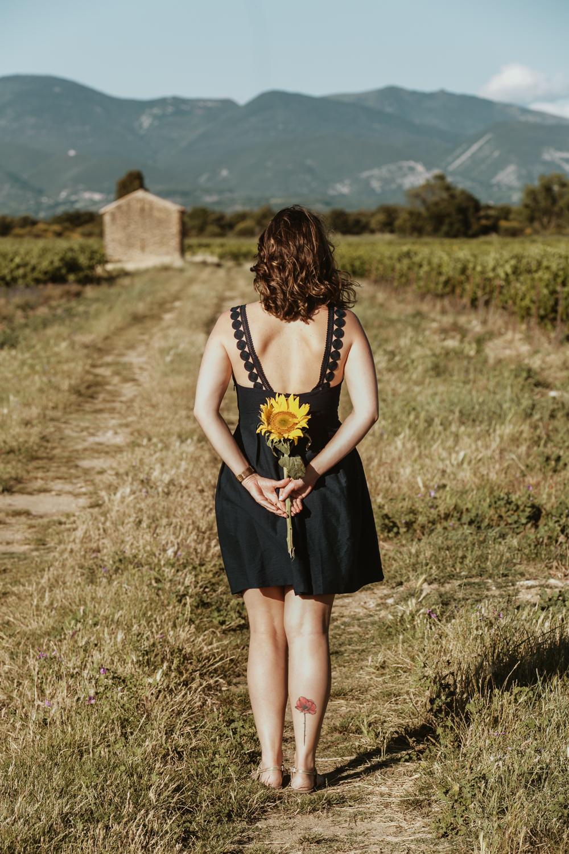 photographe portrait femme vaucluse