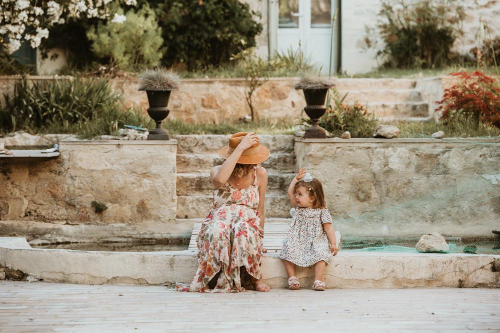 Photographe grossesse maternité à Montpellier