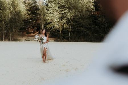 photographe de mariage à Poussan