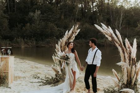 photographe de mariage à Saint-Just