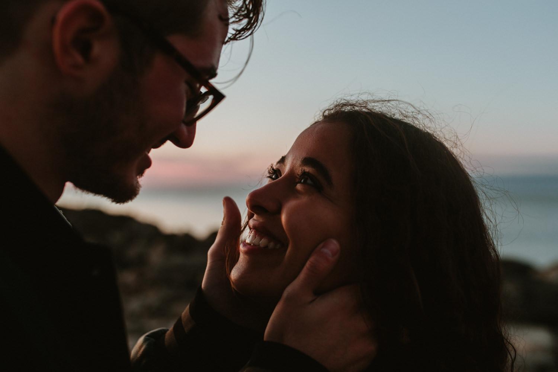 photographe couple cap d'agde