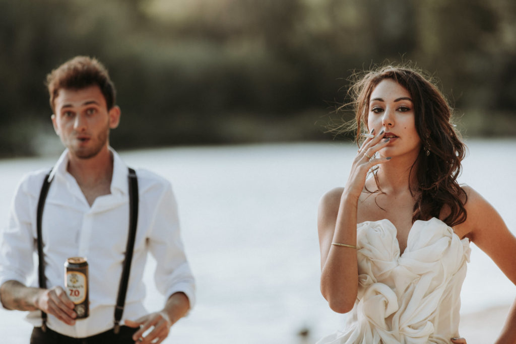 ludivine photographe mariage nature Montpellier