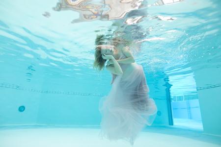 Photo grossesse formation photographe sous l'eau underwater Paris