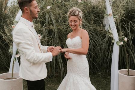 photographe mariage dans les alpilles