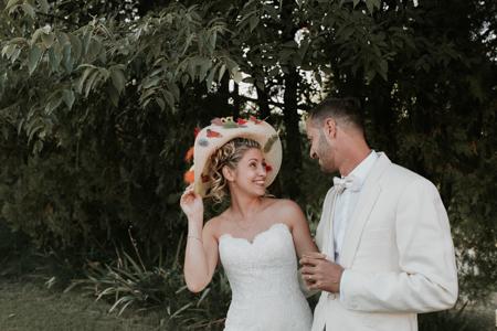 photographe mariage Mas-Blanc-Des-Alpilles