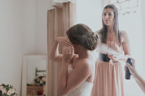 préparation mariage velleron