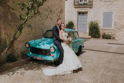 photo de couple mariage velleron