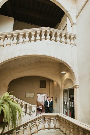 Photographe mariage gay à Arles
