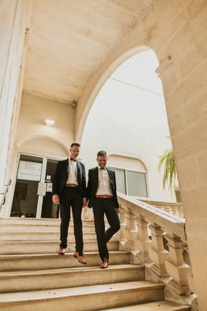Photographe mariage gay à Nîmes