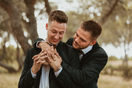 photographe mariage homme gay