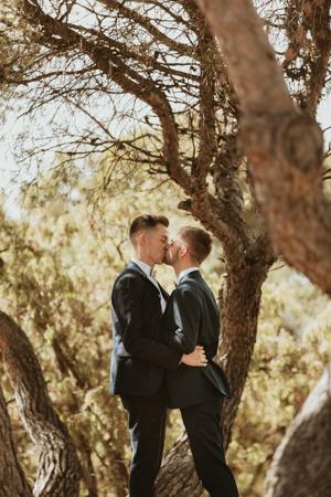 Photographe mariage gay Hérault