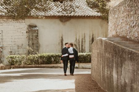 Photographe mariage gay Montpellier