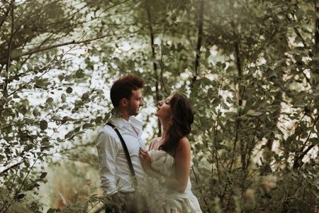 photographe de mariage à Fabrègues