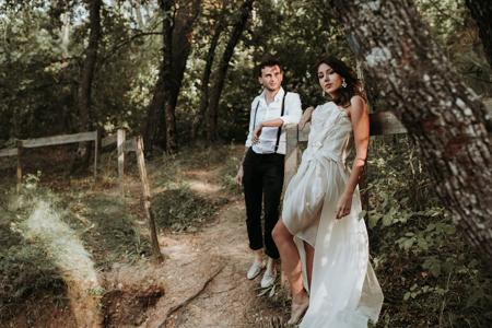 photographe de mariage à La Grande-Motte